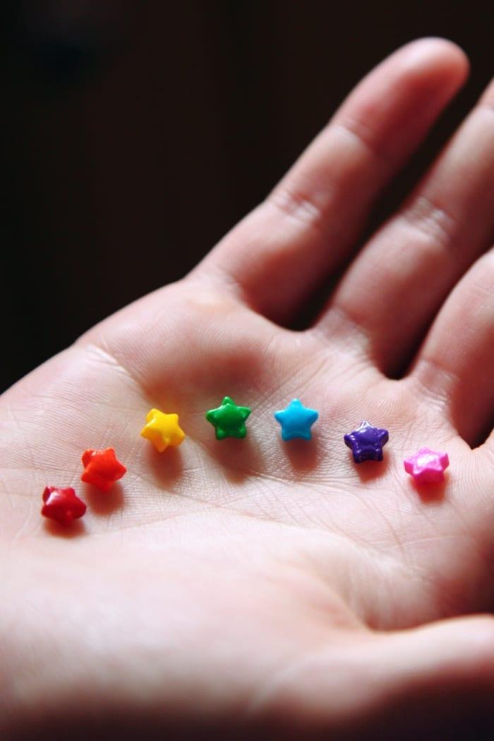hand LGBT